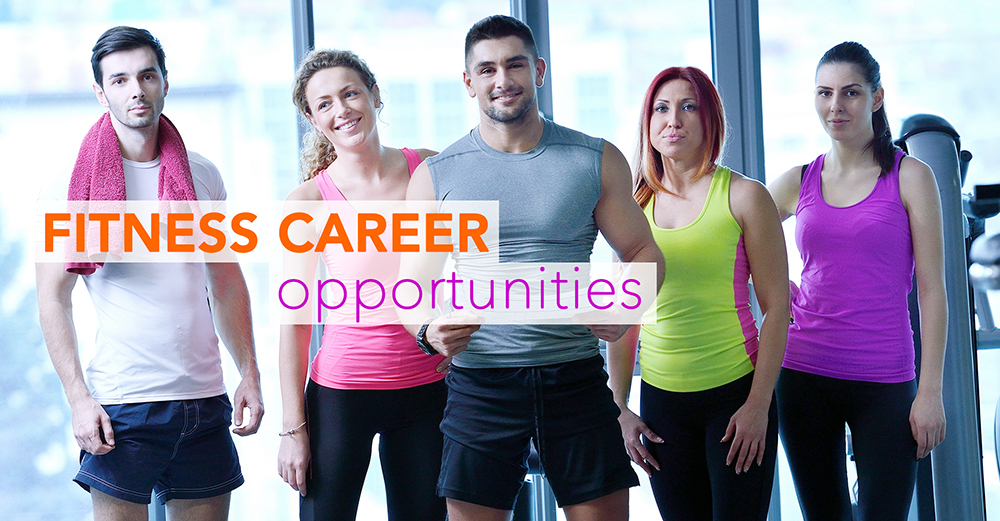 Fitness Employment Opportunities