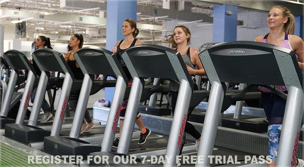 Palm Beach Gym 7-Day Free Pass
