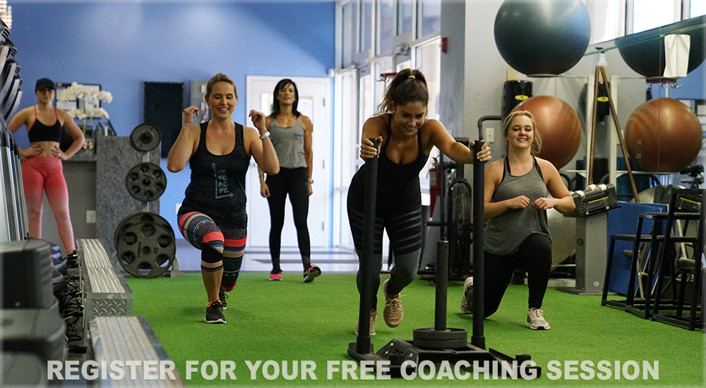 Register for a Free Coaching Session
